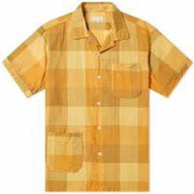 Engineered Garments メンズシャツ Engineered Garments Short Sleeve