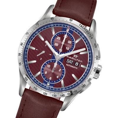 HAMILTON ハミルトン 腕時計 H43516871 メンズ BROADWAY ブロードウェイ クロノグラフ