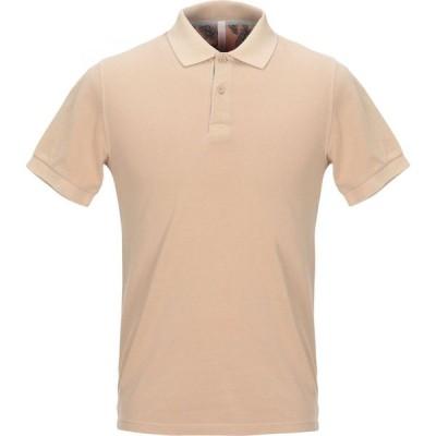サン シックスティーエイト SUN 68 メンズ ポロシャツ トップス polo shirt Camel