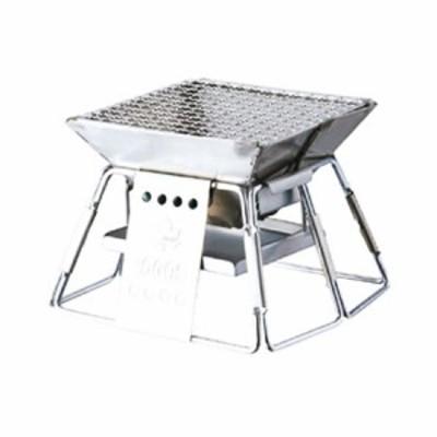 ロゴス(LOGOS) バーベキュー コンロ ピラミッドグリル コンパクト 81063112 【焚火台 焚火 焼肉】