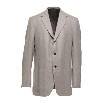 サルトリオ SARTORIO テーラードジャケット ベージュ 56 カシミヤ 100% テーラードジャケット