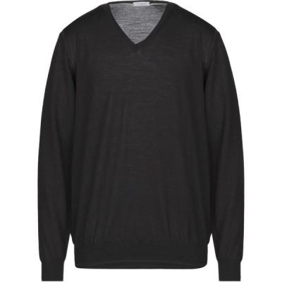 パオロ ペコラ PAOLO PECORA メンズ ニット・セーター トップス Sweater Steel grey