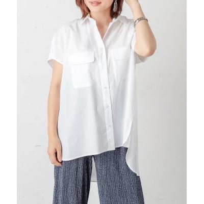 近江タイプライター フレンチシャツ