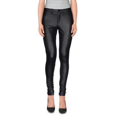 MAISON ESPIN パンツ ブラック XL ポリウレタン 60% / ポリエステル 40% パンツ