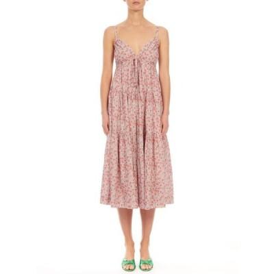 レベッカテイラー レディース ワンピース トップス Sleeveless Eva Floral Dress