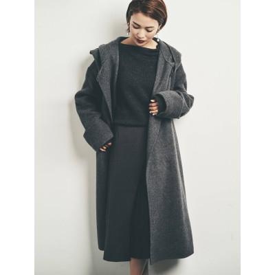【公式】LAGUNAMOON(ラグナムーン)【COLLABORATION】LADYヘリンボーンスカート