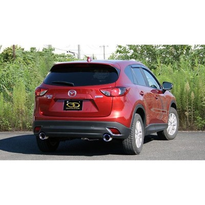 ガナドール マフラー Vertex 4WD/SUV CX-5 LDA-KE2AW 2012/2〜2017/1 SH-VPTS (2188cc) 4WD [標準バンパー] 個人宅配送不可 沖縄・離島は要確認