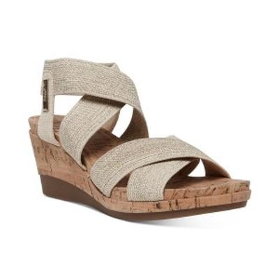 アンクライン レディース サンダル シューズ Petulia Sandals Natural