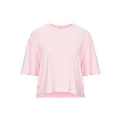 ALTERNATIVE® T シャツ ピンク XS コットン 100% T シャツ