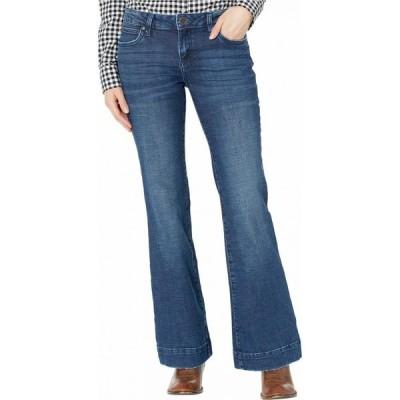 ラングラー Wrangler レディース ジーンズ・デニム ボトムス・パンツ Retro Mae Wide Leg Trousers Sophia