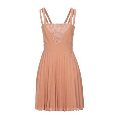 HEFTY ミニワンピース&ドレス ローズピンク 42 ポリエステル 100% ミニワンピース&ドレス
