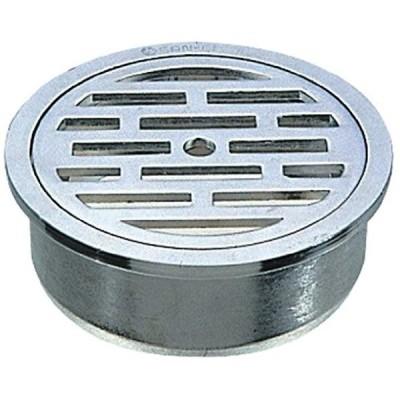 三栄水栓 VUパイプ用目皿呼び75配管用 H41-75(呼び75)