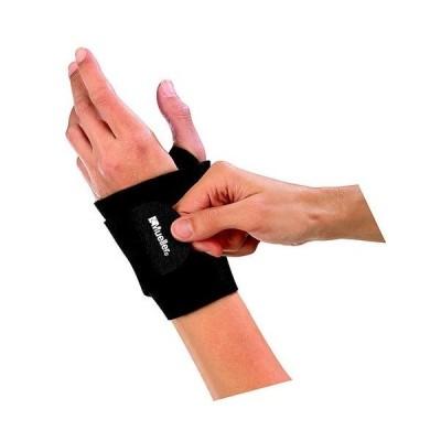 Mueller Wrist Support Wrap, Black, One Size by Mueller[並行輸入品]
