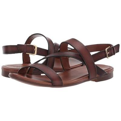 ナチュラライザー Tru レディース サンダル Lodge Brown Leather