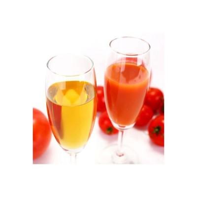 プレミアムな紅白2種のトマトジュース トマトクリスタル・トマトルビー紅白セット 送料無料 ポイント消化