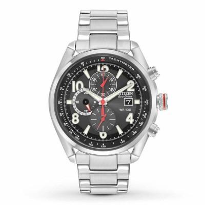 腕時計 シチズン メンズ   Citizen Eco-Drive CA0368-56E Men's Chronograph 45mm CA0295-58E Watch