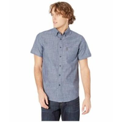 Ben Sherman ベンシャーマン 服 一般 Slub Chambray Short Sleeve Shirt