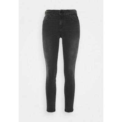リプレイ レディース デニムパンツ ボトムス FAABY PANTS - Jeans Skinny Fit - dark grey dark grey