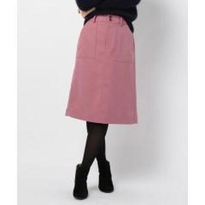 FREDY&GLOSTER(フレディアンドグロスター)[新色追加]ウーリーカルゼセミタイトスカート【お取り寄せ商品】