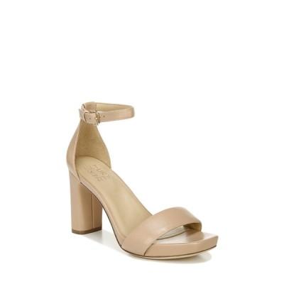 ナチュライザー サンダル シューズ レディース Joy Ankle Strap Sandal Barely Nude Leather