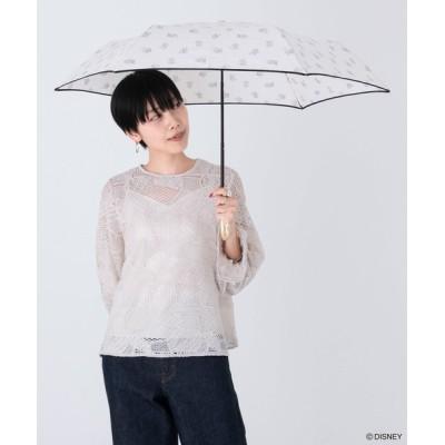 Wpc./KiU / Disney(ディズニー)フィガロ/キャンディリボン mini WOMEN ファッション雑貨 > 折りたたみ傘