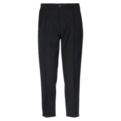 PT Torino パンツ ブラック 31 ウール 50% / ポリエステル 50% パンツ