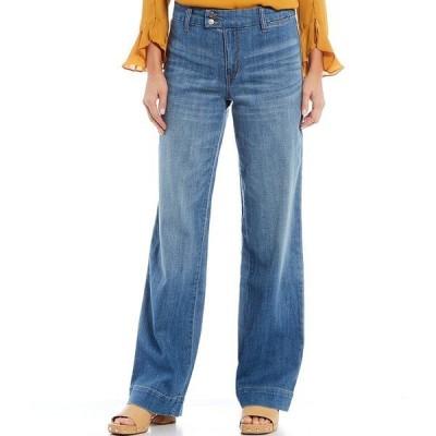 コードブリュー レディース デニムパンツ ボトムス Wide Leg Trouser Jeans Kate
