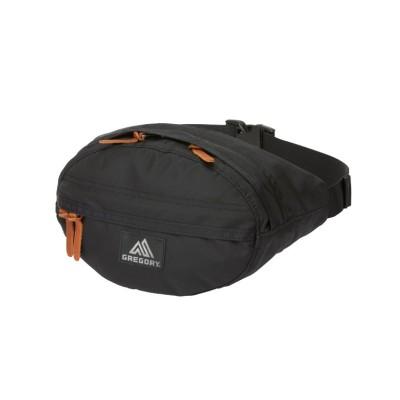 【カバンのセレクション】 グレゴリー クラシック ウエストバッグ 3.5L GREGORY tailmate-xs ユニセックス ブラック フリー Bag&Luggage SELECTION