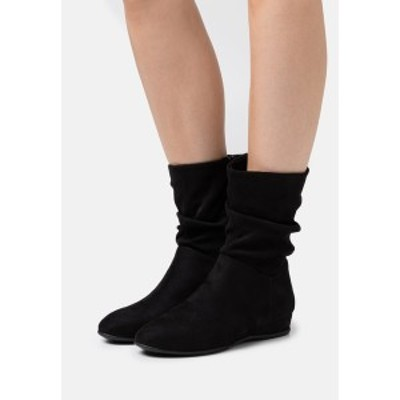 アンナフィールド レディース ブーツ&レインブーツ シューズ Boots - black black