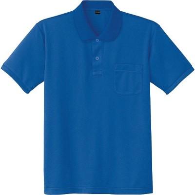 クールビズ 節電 涼感 吸汗速乾半袖ポロシャツ 3L 4L 5L対応