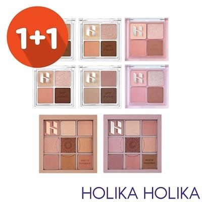 ホリカホリカ1+1マイフェイブアイシャドウパレット4色&9色/デイジー/ムーニー