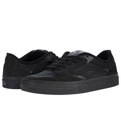 バンズ Rowley Rapidweld Pro LTD メンズ スニーカー 靴 シューズ Black/Black