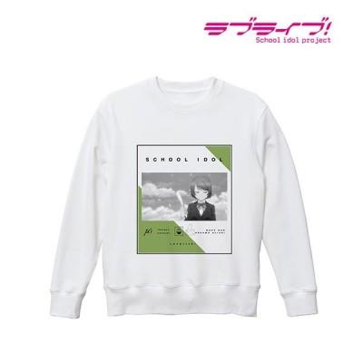 ラブライブ! 小泉花陽 トレーナー メンズ L[アルマビアンカ]《発売済・在庫品》