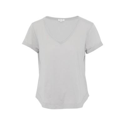 スプレンディド SPLENDID T シャツ ライトグレー S コットン 100% T シャツ