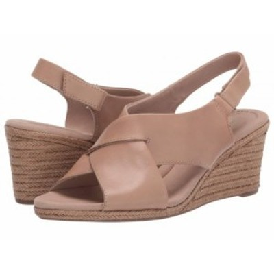 Clarks クラークス レディース 女性用 シューズ 靴 ヒール Lafley Alaine Sand Leather【送料無料】