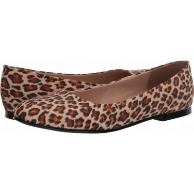 バイスバーサ ViceVersa レディース スリッポン・フラット シューズ・靴 Liz Leopard
