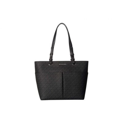 マイケル コース MICHAEL Michael Kors レディース トートバッグ バッグ Bedford Medium Top Zip Pocket Tote Black