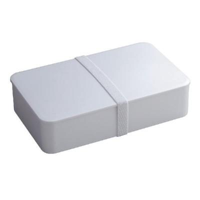 弁当箱 シンプル 365methods シンプルランチボックス L ホワイト お弁当箱 キッチン用品 便利 プレゼント ギフト YY
