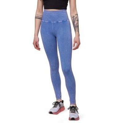 フリーピープル レディース カジュアルパンツ ボトムス Good Karma Legging - Women's Light Blue