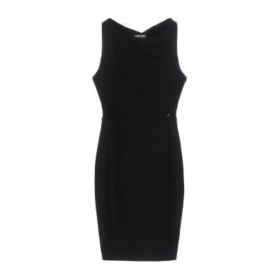 リュー ジョー LIU •JO ミニワンピース&ドレス ブラック 46 88% ポリエステル 12% ポリウレタン ミニワンピース&ドレス