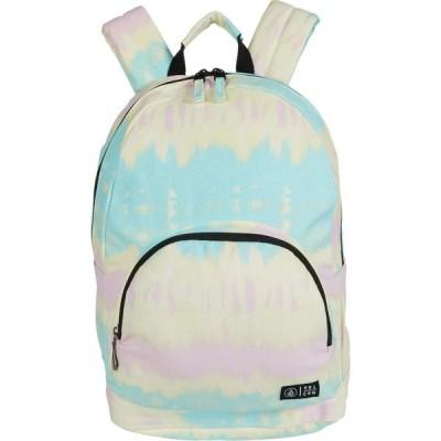 ボルコム Volcom レディース バックパック・リュック バッグ Schoolyard Canvas Backpack Multi