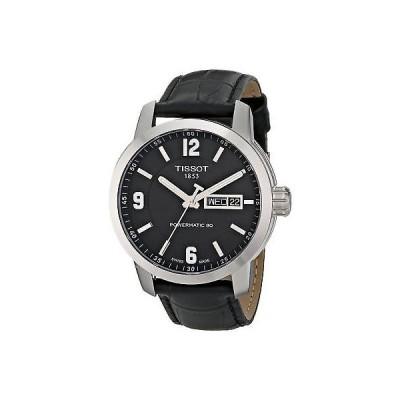 腕時計 ティソット NEW Tissot PRC 200 Powermatic 80 Men's Automatic Watch - T0554301605700