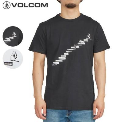 21SS VOLCOM Tシャツ WORD SPLASH S/S TEE af042002: 正規品/ボルコム/ メンズ/半袖//cat-fs