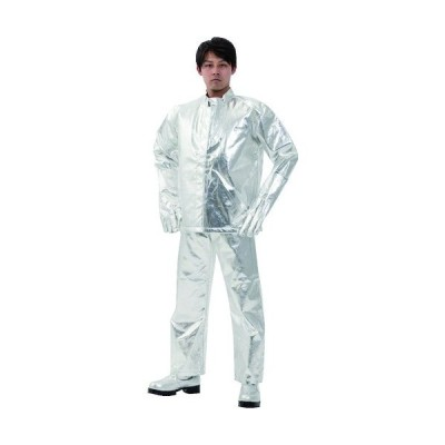 日本エンコン 全アルミ耐熱服 ズボン (1着) 品番:5012-2L