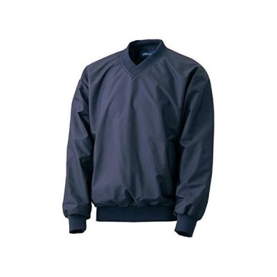 ミズノ 高校野球 ボーイズリーグ 審判用ウェア Vネックジャケット 52WU30514 ネイビー S