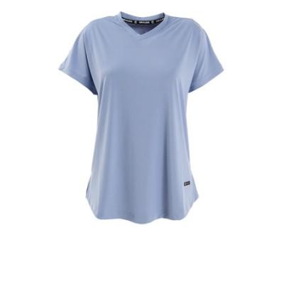 ドライプラス シャインブロック 半袖Tシャツ 864GM1HD6837 LIL