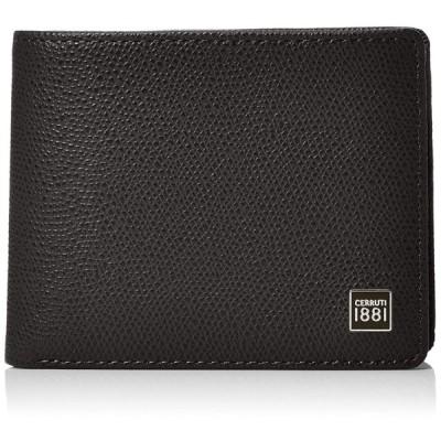 セルッティ1881 男性用財布 MAN WALLET HOVE CERRUTI I88I BLACK ブラック