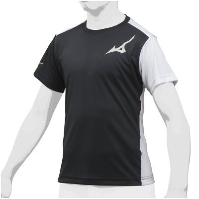 MIZUNO (ミズノ) グラフィックTシャツJR.GE19SS FREE BLK ジュニア 12JA9T6109