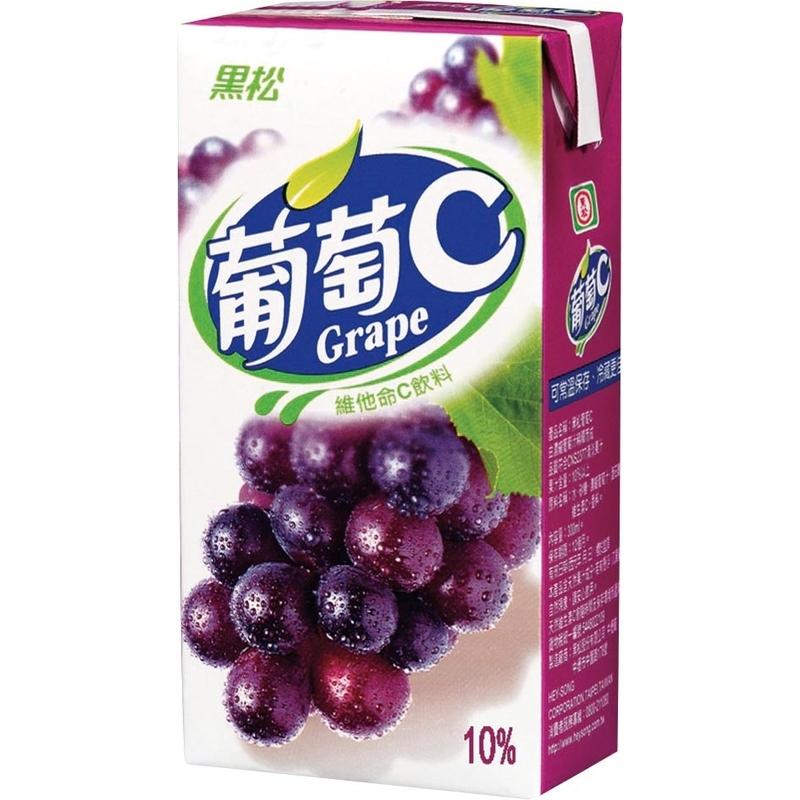 黑松葡萄C/TP300ml