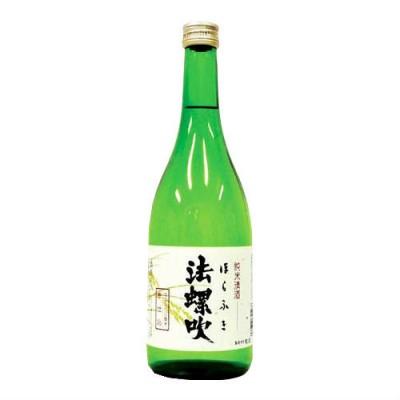 高砂酒造 純米 法螺吹 720ml